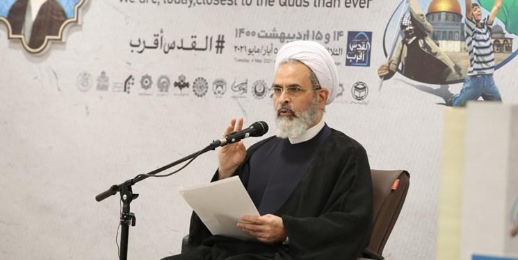 دفاع از فلسطین  و مسجدالاقصی واجب دینی است