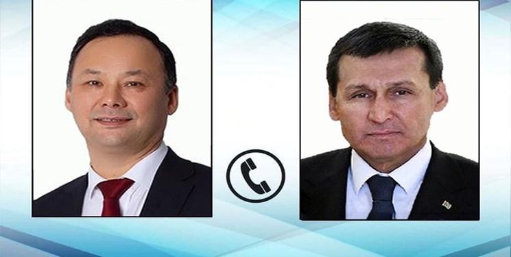 گفتوگوی تلفنی وزرای خارجه ترکمنستان و قرقیزستان