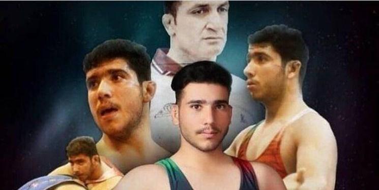 «علی دلفانی» کشتیگیر ملیپوش کرمانشاهی درگذشت