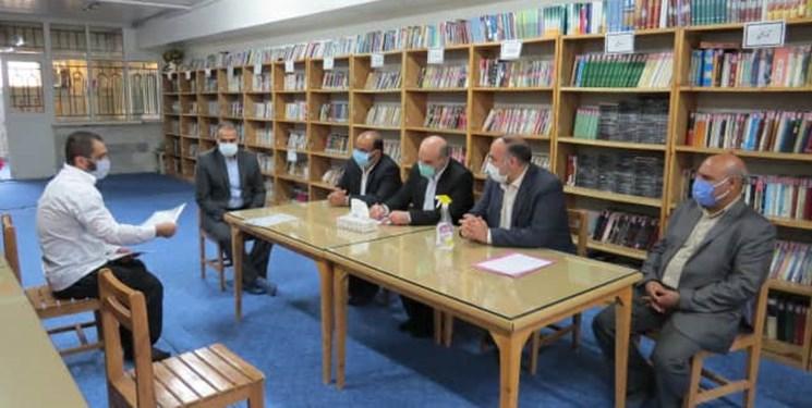 بازدید 3 ساعته دادستان اراک از زندان/ اجرای طرح ماهانه بازدید از دادگاهها