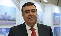 انتصاب سفیر جدید تاجیکستان در ازبکستان