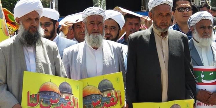 علمای اهل سنت خراسان شمالی: حمایت از بیتالمقدس  یک تکلیف الهی و شرعی است
