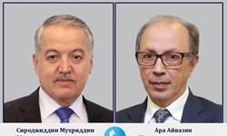 گفتوگوی تلفنی مقامات تاجیکستان و ارمنستان؛ درگیرهای مرزی محور مذاکرات