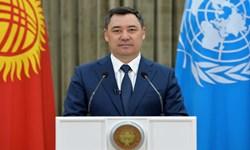 رئیس جمهور قرقیزستان بر تقویت نیروهای مسلح این کشور تاکید کرد