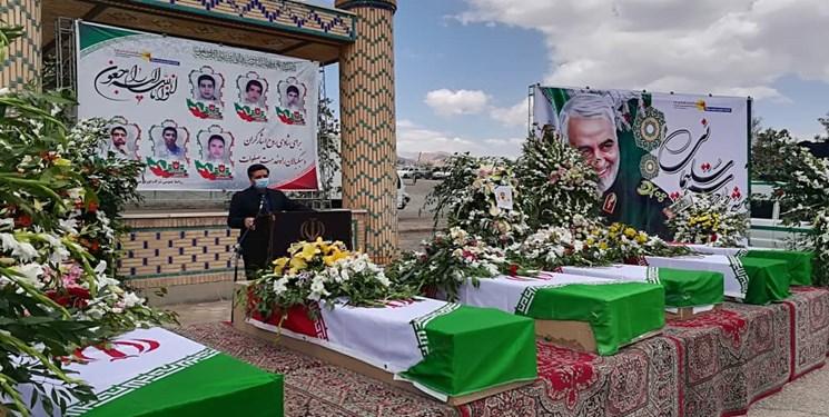 نیروهای جانباخته برق کرمان در لیست «شهدای خدمت» قرار گیرند