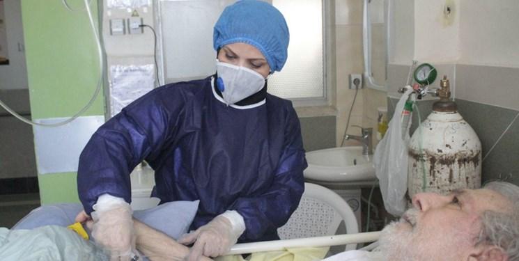کرونا 366  قربانی  دیگر گرفت/ 5501 بیمار در بخشمراقبت ویژه