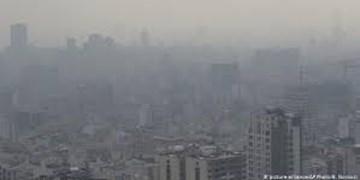 آلودگی  هوای 3 شهر استان مرکزی