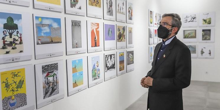 باقری کنی: فلسطین نمایشگاه زنده نقض حقوق بشر در جهان است