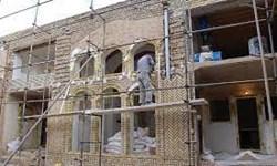 پایان مرمت بافت تاریخی روستای ناهوک