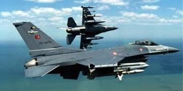 تقابل جتهای یونان با جنگندههای اف-16 ترکیه بر فراز دریای اژه