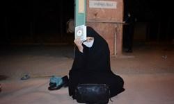 احیای شب بیست و سوم در مصلی الغدیر خرمآباد