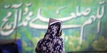 مراسم احیای شب بیست و سوم  رمضان در حرم حضرت علی بن مهزیار اهوازی