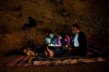قرائت دعای جوشن کبیر در  شب بیست و سوم ماه مبارک رمضان کهف الشهداء