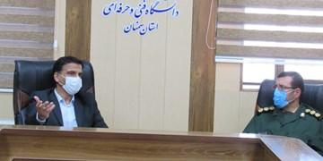 آمادگی گروههای جهادی سمنان برای ترویج ارزشهای دفاع مقدس