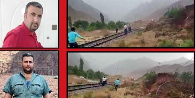 وارثان دهقان فداکار!/ گفتوگو با دو برادر فیروزکوهی که مانع وقوع فاجعه برای قطار راهآهن شمال شدند