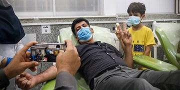 نذر خون شب ۲۳ رمضان در بوشهر