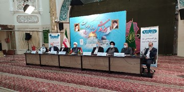 نشست روز قدس در تهران؛  نماینده جهاد اسلامی: سردار سلیمانی به ما گفت در روز قیامت درباره قدس سؤال خواهد شد