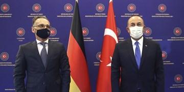 چاووشاوغلو: قطع حمایت از لیبی، به نفع آن نیست/ ماس: ۲۰۲۰ سال سختی در روابط با ترکیه بود