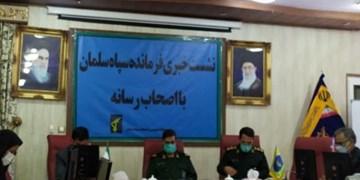 ثبت1596 گروه جهادی در سیستان و بلوچستان