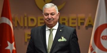 سیاستمدار ترکیهای: مسلمانان باید علیه اسرائیل متحد شوند