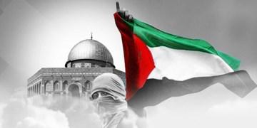 بیانات دو زبانه رهبر انقلاب به مناسبت روز جهانی قدس+فیلم