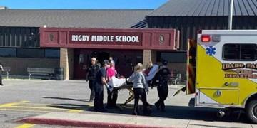 تیراندازی دختر نوجوان در مدرسهای در آمریکا/ 3 نفر از جمله دو دانشآموز زخمی شدند