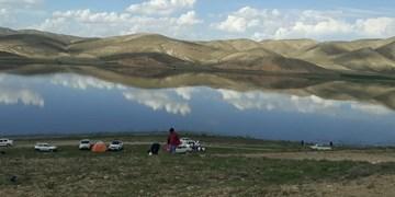 خشکی، در کمین دومین تالاب زیبای آذربایجان