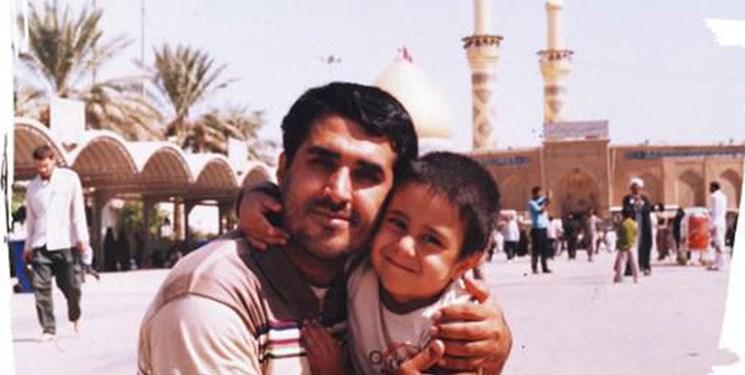 جوان نخبهای که روز قدس در دفاع از حرم عمه سادات شهید شد+فیلم و عکس