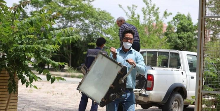 حاشیه بازی آلومینیوم و پدیده 2کارت زرد با مشورت کمک داور/ پایان کشمکش نورافکنها در ورزشگاه خانگی آلومینیوم