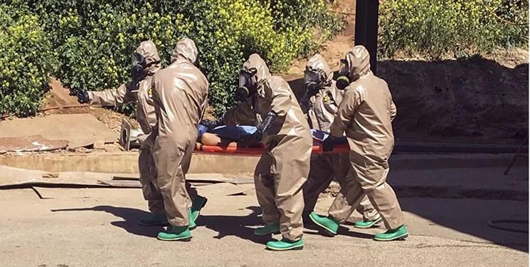 تروریستهای «النصره» کپسولهای حاوی گازهای سمی را به شمال ادلب انتقال دادند