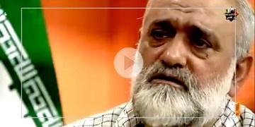 سردار نقدی: این روزها دوباره حاجقاسم را ترور کردند