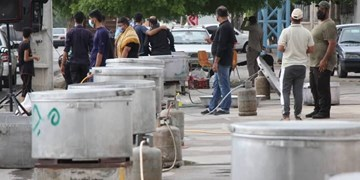 فیلم| طرح اطعام علوی با توزیع 15 هزار پرس غذای گرم در مکتبالزهرا(س) بندرعباس