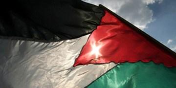 فیلم| پرچم فلسطین در بندرعباس به اهتزاز درآمد