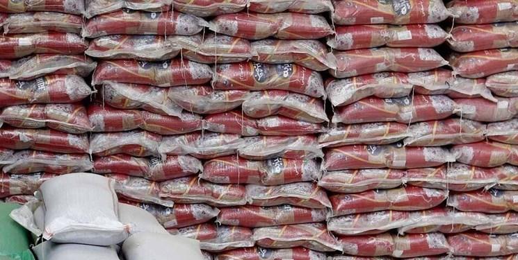 ترخیص ۱۳ هزار تن برنج دپو شده در گمرک از فردا