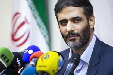 سعید محمد، داوطلب سیزدهمین انتخابات ریاست جمهوری
