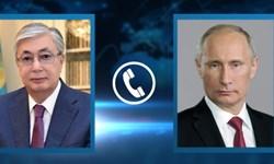 تأکید رؤسای جمهور قزاقستان و روسیه بر تداوم همکاریهای استراتژیک