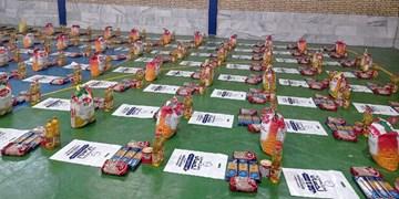 توزیع ۷۰۰ بسته معیشتی ماه مبارک رمضان در شهرضا