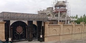 جزئیات فرآیند قانونی قلعوقمع ویلای مجلل و میلیاردی در تبریز+ عکس