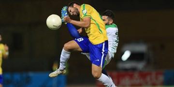 لیگ برتر فوتبال||| نفت آبادان ۰ - 1  آلومینیوم اراک