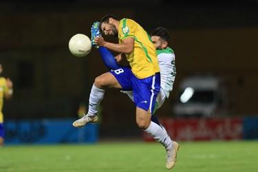 لیگ برتر فوتبال    نفت آبادان ۰ - 1  آلومینیوم اراک
