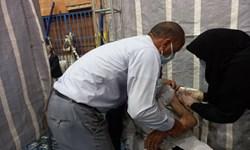 به وقت واکسیناسیون کرونا در رفسنجان؛ از صحنههای مهربانی تا دعای خیر سالمندان