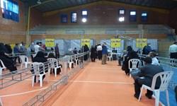 فضاهای ورزشی کرمانشاه برای واکسیناسیون علیه کرونا تجهیز میشوند