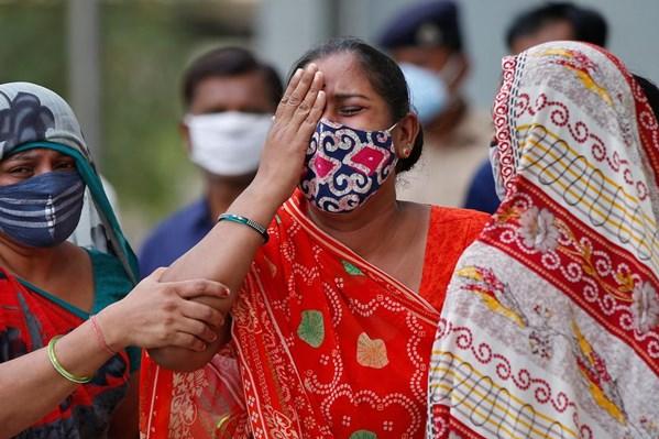 کمک پزشکی ریاض، راه نفت عربستان به هند را دوباره باز کرد 2