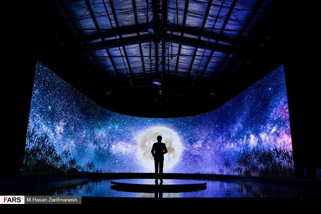 پشت صحنهی «ماه من»