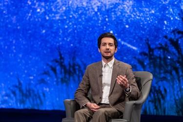 نجم الدین شریعتی در برنامه سحرگاهی «ماه من»