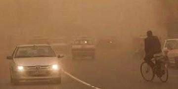 کیفیت هوای یزد در وضعیت هشدار/ میزان غلظت ذرات معلق ۱۰ برابر حد مجاز است
