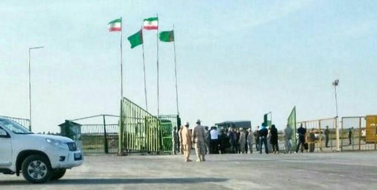 ۳ زندانی ایرانی از ترکمنستان تحویل مرزبانان خراسان رضوی شدند