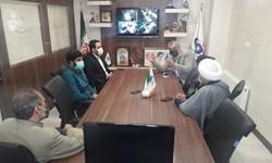 بازدید رئیس مجمع بسیجیان اصفهان از دفتر استانی خبرگزاری فارس