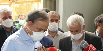 فیلم| وزیر صمت تلفنی مشکل بانکی یک کارخانه تولیدی را پیگیری کرد