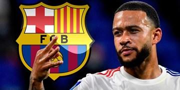 اولین خرید بارسلونا مشخص شد/ستاره هلند در راه نیوکمپ